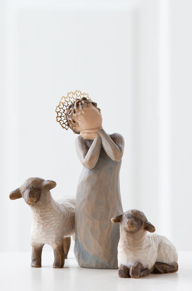 WillowTree Figurine Little Shepherdess
