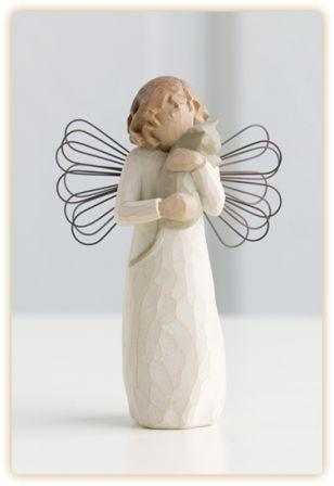 Willow Tree Figurine Angel With Affection