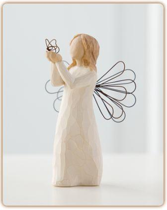Willow Tree Figurine Angel of Freedom