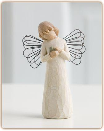Willow Tree Figurine Angel of Healing