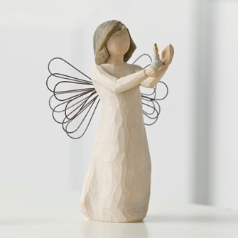 Willow Tree Figurine Angel of Hope