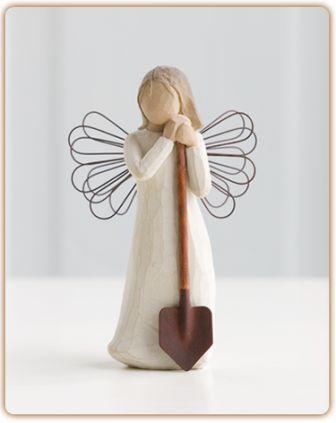 Willow Tree Figurine Angel of the Garden