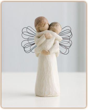 Willow Tree Figurine Angel's Embrace