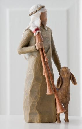Willow Tree Figurine Zampognaro