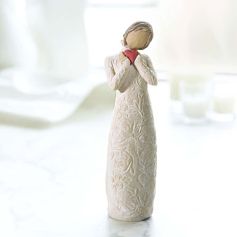 Willow Tree Figurine Je t'aime (I love you)