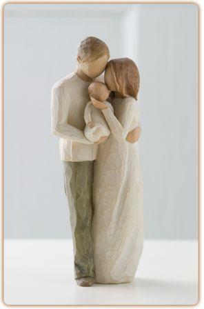 Willow Tree Figurine Our Gift