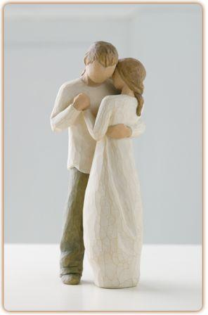 Willow Tree Figurine Promise