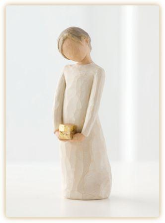 Willow Tree Figurine Spirit of Giving