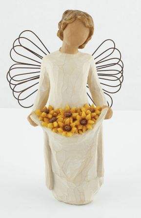 Willow Tree Figurine Sunshine
