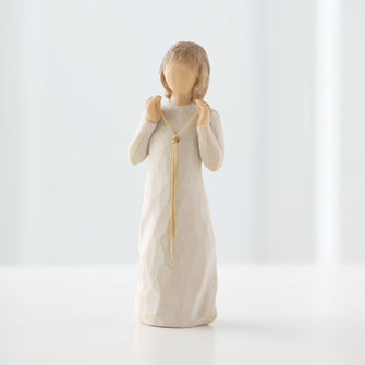 Willow Tree Figurine Truly Golden