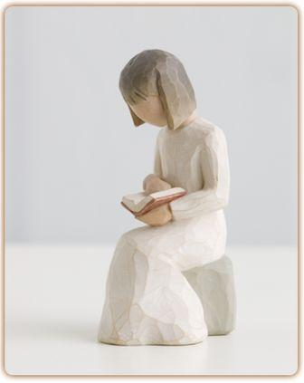 Willow Tree Figurine Wisdom