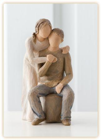 Willow Tree Figurine You and Me