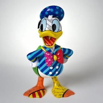 Romero Britto Donald Duck