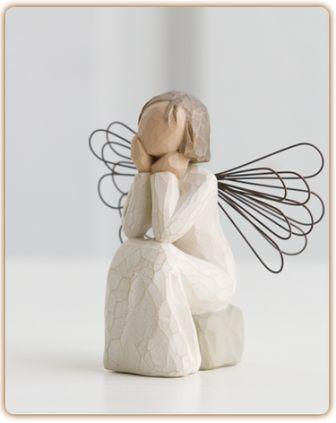 Willow Tree Figurine Angel of Caring