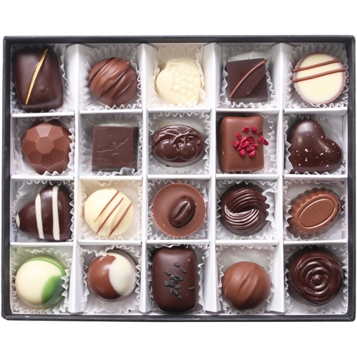 Bennetts Chocolates  Large Box of 20
