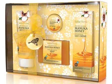 Manuka Honey Pamper Gift Box