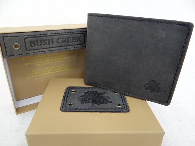 Wallet Dark Grey